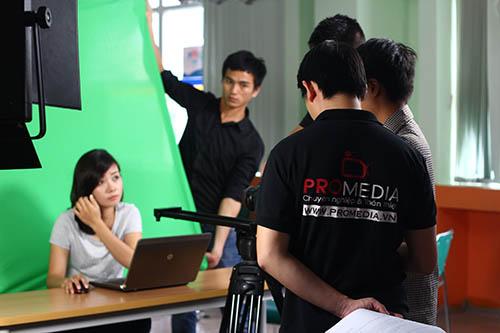 Dịch vụ làm phim
