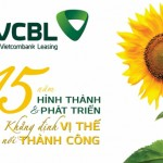 Phim truyền thống doanh nghiệp -Vietcombank Leasing 15 năm