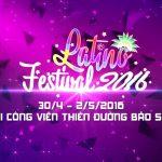 Quay phim sự kiện – Lễ hội Latino Festival