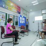Hậu trường sản xuất video – Trung tâm đào tạo hợp tác quốc tế ĐHXD