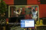 Quay mv ca nhạc tại phòng thu
