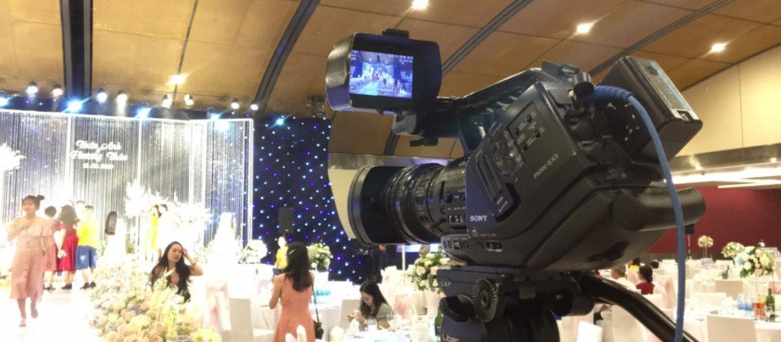 Giới thiệu về dịch vụ quay phim